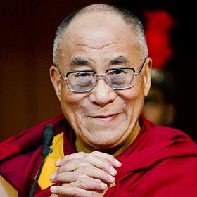 Z.H. de Dalai Lama