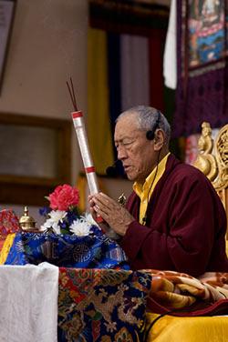 Dagpo Rinpochee
